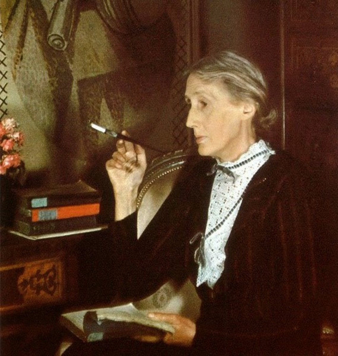 Eterna Cadencia - El día que Virginia Woolf se negó a editar a James Joyce
